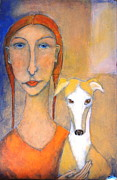Cindy Riccardelli - Greyhound and Proud