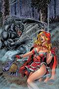 Grimm Fairy Tales 01 Print by Zenescope Entertainment