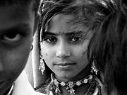 Still Life Photographs Originals - Gypsy Girl by Gurpreet Artist