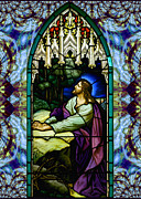 Robert G Kernodle - Handel Stained Glass