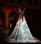 Installation Art Art - Haute couture Haute etnsion by Elena Paroucheva