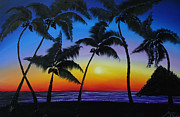 James Dunbar - Hawaiian Sunset 2