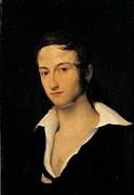 Hayez Prints - Hayez Francesco, Portrait Of Carlo Print by Everett