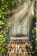 Sun Porches Photos - Heavens Gate by Debra and Dave Vanderlaan
