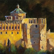 Chris Brandley - Heidelberg Schloss