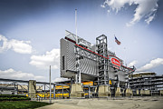 Pittsburgh Steelers Originals - Heinz Field by Chris Smith