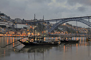 Luis Art - Historical part of Porto and the Douro river by Ayhan Altun