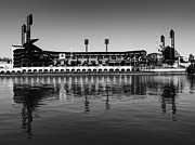 Pnc Park Prints - Home of the Pirates Print by Mountain Dreams