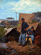 Bright Side Posters - Home Sweet Home Poster by Winslow Homer