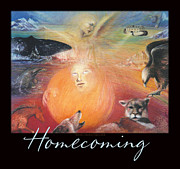Images Pastels - Homecoming by Brooks Garten Hauschild