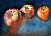Spencer Meagher Metal Prints - Honey Crisp Metal Print by Spencer Meagher