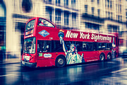 Hannes Cmarits - hop on hop off  through NYC