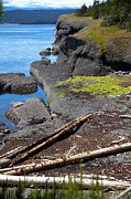 Crag Photo Originals - Hornby Beach by Graham Foulkes