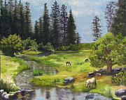 Tracy Roland - Horse Creek