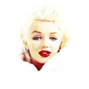 Marylin Framed Prints - Hot and Cold Framed Print by Stefan Kuhn