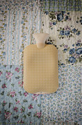 Peasant Prints - Hot-water Bottle Print by Joana Kruse