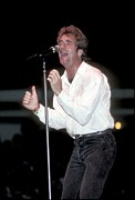 Blue-eyed Soul Prints - Huey Lewis and the News Print by Front Row  Photographs
