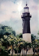 Michael  Pearson - Hunting Island Light