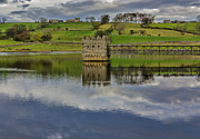 River Tees Prints - Hury Reservior Print by Trevor Kersley