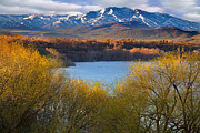 Cache Prints - Hyrum State Park Utah Print by Utah Images
