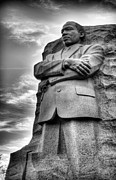 Mlk Prints - I have a Dream  Print by JC Findley