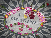 Beatles Photos - Imagine by Craig Boudreaux