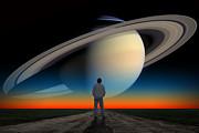 Larry Landolfi - In Awe of Saturn