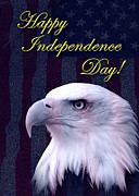 Jeanette K - Independence Day Eagle