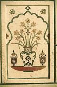 Indian Vase Posters - India, Uttar Pradesh, Agra, Agra Poster by Everett