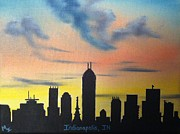 Indianapolis Originals - Indianapolis by Mark Norman II