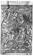 Intolerable Acts 1774 Print by Granger