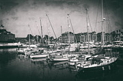 Pier Digital Art - Ipswich by Svetlana Sewell