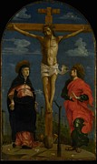 Christ On Cross Photos - Italy, Lazio,rome, Palazzo Barberini by Everett