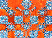 Turkish Paintings - Iznik Addict Collection 2013 by Karl Talip  Kara