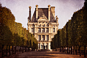 Jardin Photography - Jardin des Tuileries / Paris by Barry O Carroll