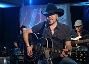 Hall Of Fame Art - Jason Aldean by Don Olea