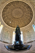 Thomas Jefferson Photo Prints - Jefferson Memorial Print by Mitch Cat