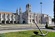 Ship Photos - Jeronimos monastery in Lisbon by Jose Elias - Sofia Pereira