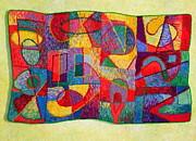 Diane Fine - Jigsaw Tapestry