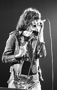 Ramones Photos - Joey Ramone by Steven Macanka