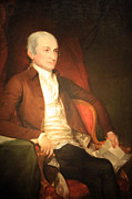 Chief Justice Framed Prints - John Jay -- 2 Framed Print by Cora Wandel