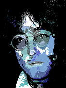John Lennon Art - John Lennon by Allen Glass