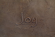 Joy Mixed Media - Joy by Anita Adrain
