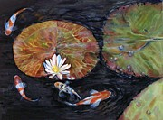 Laneea Tolley - Koi Pond II