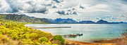 Peaceful Scene Prints - Komodo panorama Print by MotHaiBaPhoto Prints