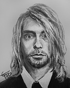 Kurt Cobain Originals - Kurt Cobain by Tom Carlton