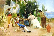 Conversation Piece Prints - La Buenaventura Print by Pg Reproductions