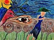 Angela Pari  Dominic Chumroo - la nature des yeux