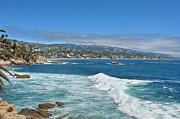 David  Zanzinger - Laguna Beach Coastline