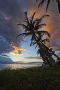 Lahaina Framed Prints - Lahaina Sunset Framed Print by James Roemmling